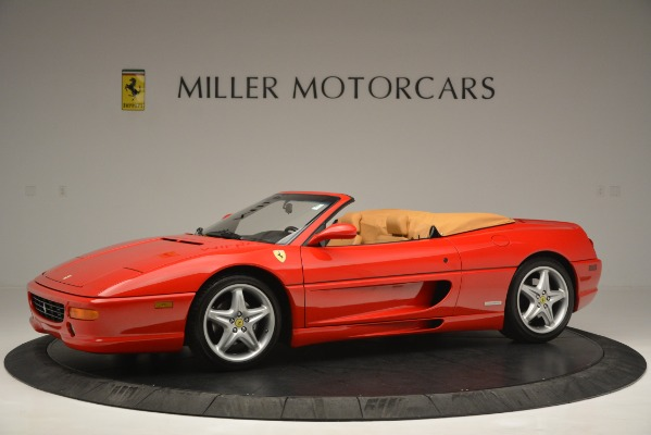 Used 1997 Ferrari 355 Spider 6-Speed Manual for sale Sold at Pagani of Greenwich in Greenwich CT 06830 2