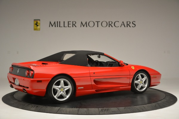 Used 1997 Ferrari 355 Spider 6-Speed Manual for sale Sold at Pagani of Greenwich in Greenwich CT 06830 20