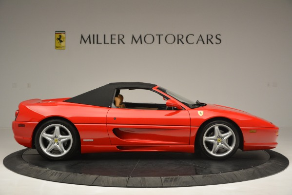 Used 1997 Ferrari 355 Spider 6-Speed Manual for sale Sold at Pagani of Greenwich in Greenwich CT 06830 21