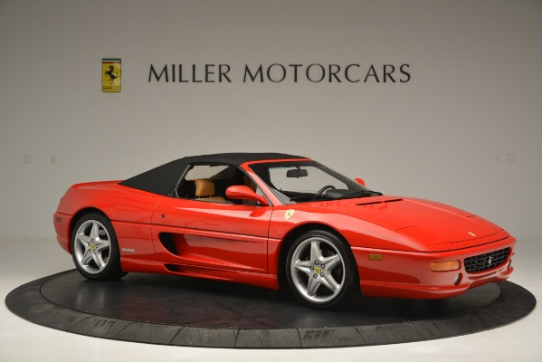 Used 1997 Ferrari 355 Spider 6-Speed Manual for sale Sold at Pagani of Greenwich in Greenwich CT 06830 22