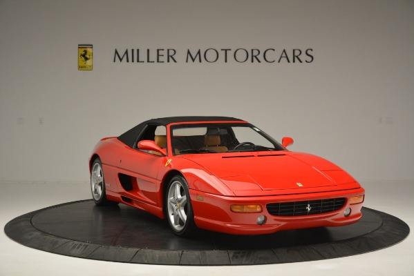 Used 1997 Ferrari 355 Spider 6-Speed Manual for sale Sold at Pagani of Greenwich in Greenwich CT 06830 23