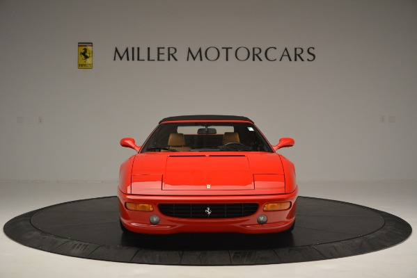 Used 1997 Ferrari 355 Spider 6-Speed Manual for sale Sold at Pagani of Greenwich in Greenwich CT 06830 24