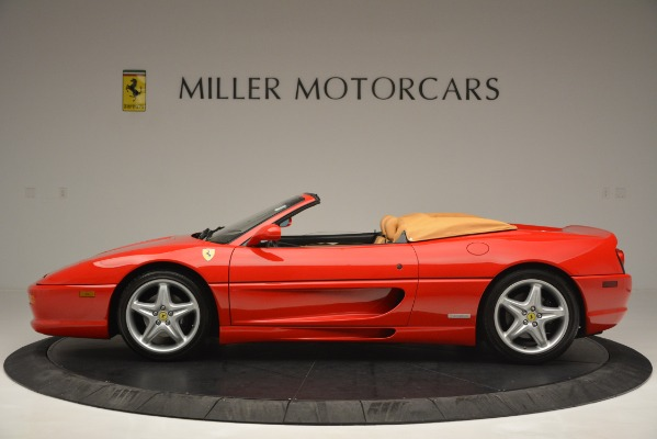 Used 1997 Ferrari 355 Spider 6-Speed Manual for sale Sold at Pagani of Greenwich in Greenwich CT 06830 3