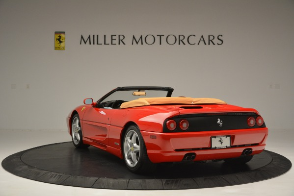 Used 1997 Ferrari 355 Spider 6-Speed Manual for sale Sold at Pagani of Greenwich in Greenwich CT 06830 5