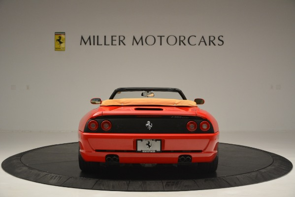 Used 1997 Ferrari 355 Spider 6-Speed Manual for sale Sold at Pagani of Greenwich in Greenwich CT 06830 6