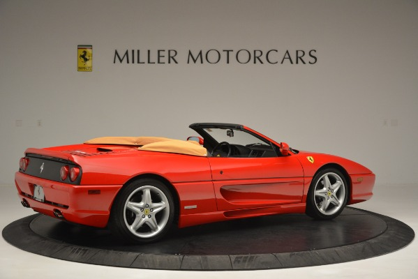 Used 1997 Ferrari 355 Spider 6-Speed Manual for sale Sold at Pagani of Greenwich in Greenwich CT 06830 8