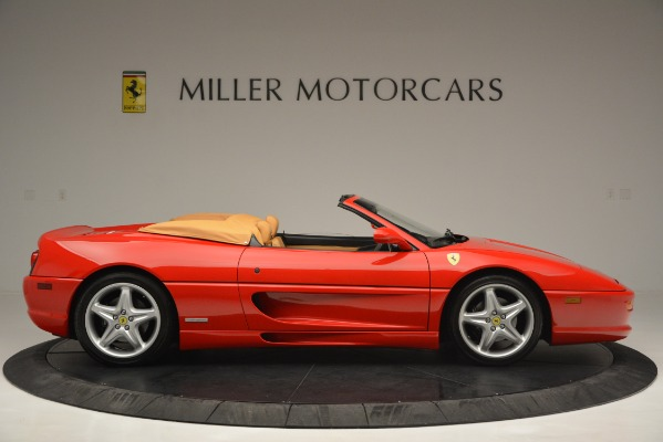 Used 1997 Ferrari 355 Spider 6-Speed Manual for sale Sold at Pagani of Greenwich in Greenwich CT 06830 9