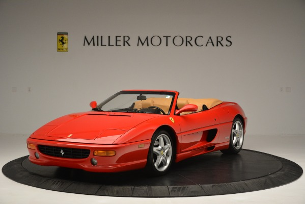 Used 1997 Ferrari 355 Spider 6-Speed Manual for sale Sold at Pagani of Greenwich in Greenwich CT 06830 1
