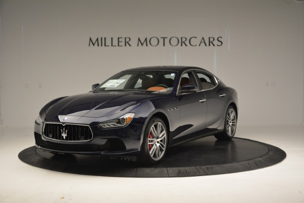 New 2019 Maserati Ghibli S Q4 for sale Sold at Pagani of Greenwich in Greenwich CT 06830 1