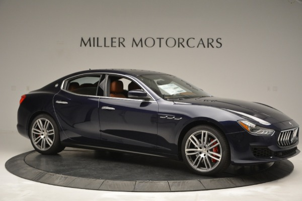 New 2019 Maserati Ghibli S Q4 for sale Sold at Pagani of Greenwich in Greenwich CT 06830 10