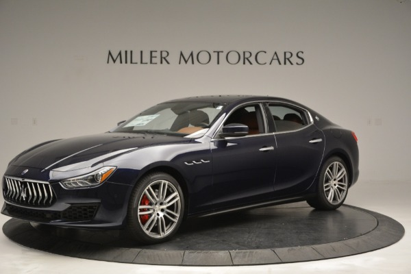 Used 2019 Maserati Ghibli S Q4 for sale Call for price at Pagani of Greenwich in Greenwich CT 06830 2