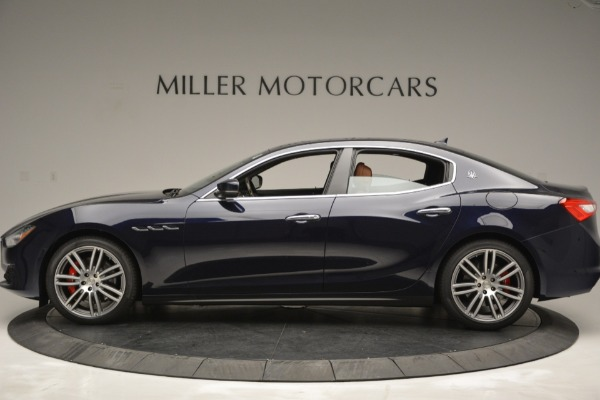 Used 2019 Maserati Ghibli S Q4 for sale Call for price at Pagani of Greenwich in Greenwich CT 06830 3