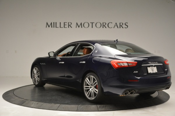 New 2019 Maserati Ghibli S Q4 for sale Sold at Pagani of Greenwich in Greenwich CT 06830 5