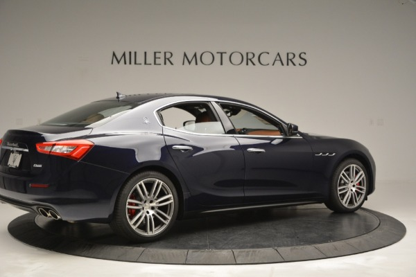 New 2019 Maserati Ghibli S Q4 for sale $59,900 at Pagani of Greenwich in Greenwich CT 06830 8