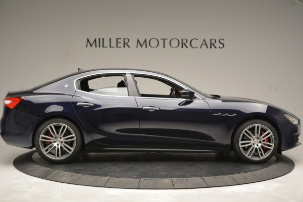 Used 2019 Maserati Ghibli S Q4 for sale Call for price at Pagani of Greenwich in Greenwich CT 06830 9