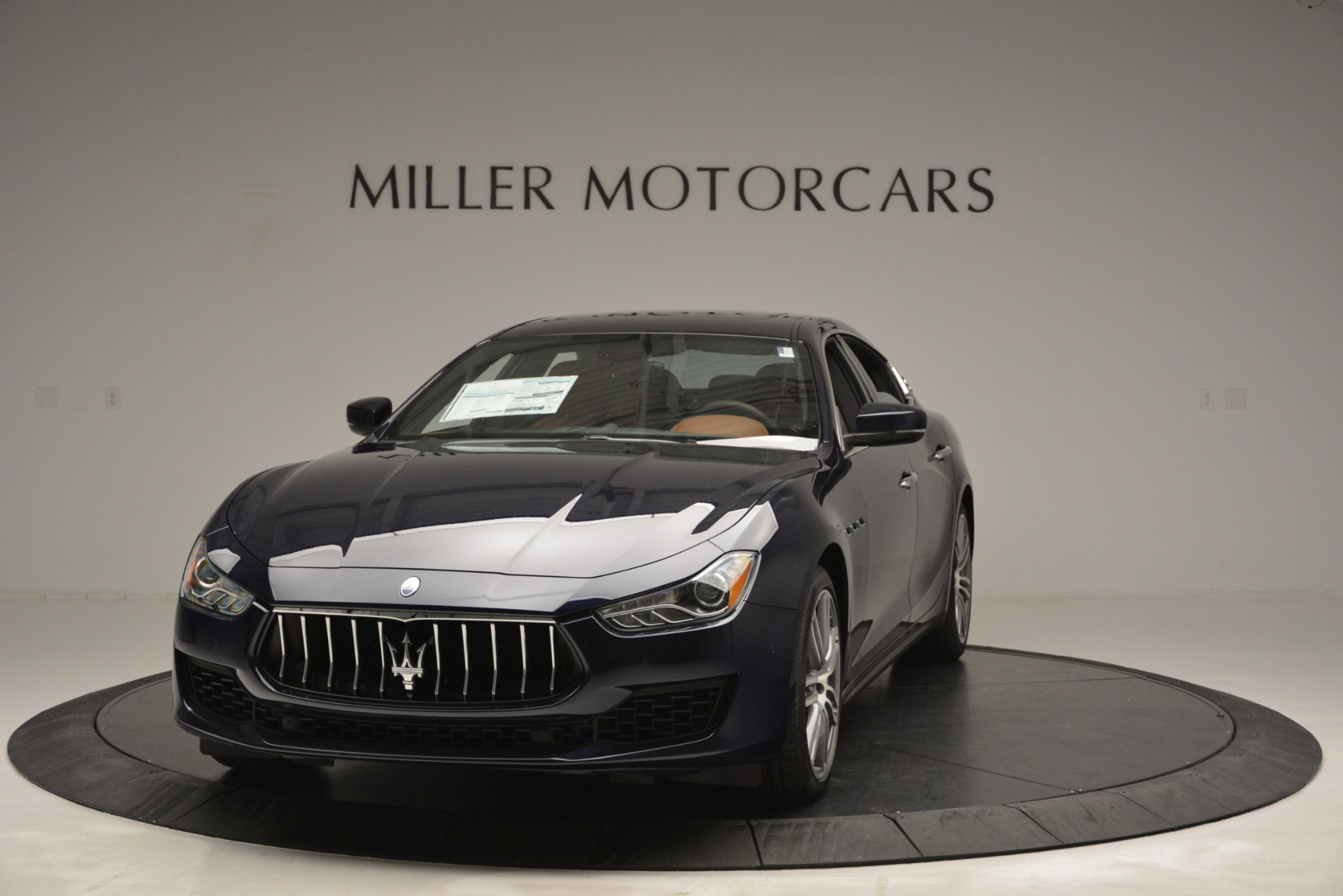 Used 2019 Maserati Ghibli S Q4 for sale Call for price at Pagani of Greenwich in Greenwich CT 06830 1