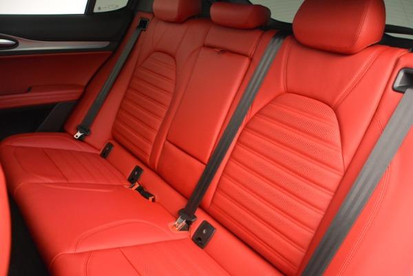 New 2019 Alfa Romeo Stelvio Ti Sport Q4 for sale Sold at Pagani of Greenwich in Greenwich CT 06830 18