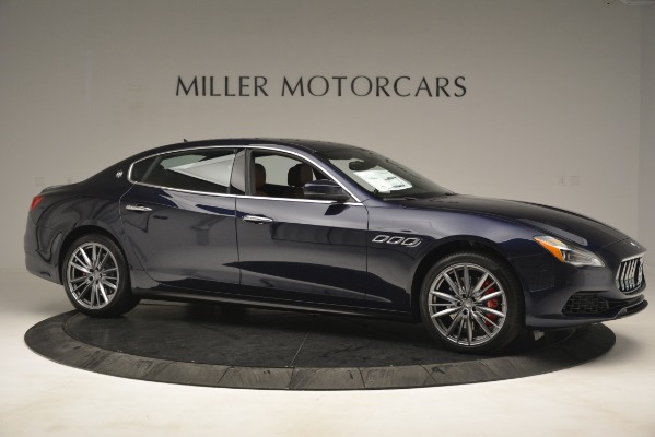New 2019 Maserati Quattroporte S Q4 for sale Sold at Pagani of Greenwich in Greenwich CT 06830 10