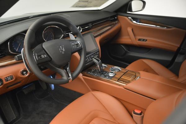 New 2019 Maserati Quattroporte S Q4 for sale Sold at Pagani of Greenwich in Greenwich CT 06830 13