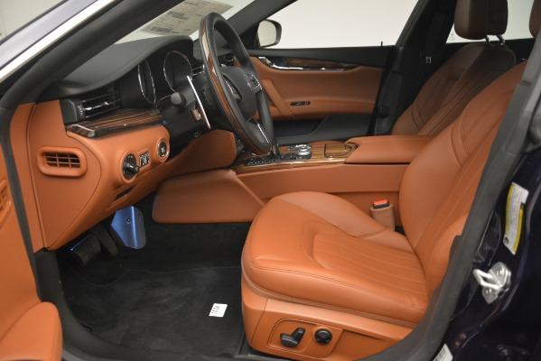New 2019 Maserati Quattroporte S Q4 for sale Sold at Pagani of Greenwich in Greenwich CT 06830 14