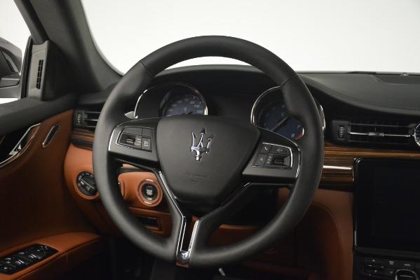 New 2019 Maserati Quattroporte S Q4 for sale Sold at Pagani of Greenwich in Greenwich CT 06830 17