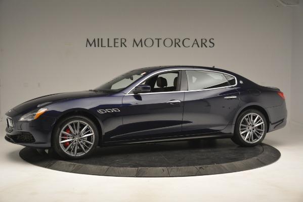 New 2019 Maserati Quattroporte S Q4 for sale Sold at Pagani of Greenwich in Greenwich CT 06830 2