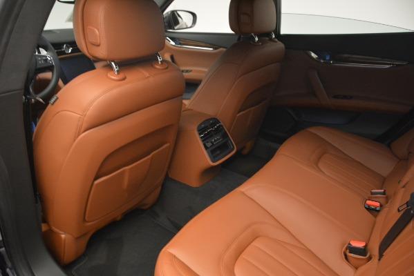 New 2019 Maserati Quattroporte S Q4 for sale Sold at Pagani of Greenwich in Greenwich CT 06830 21