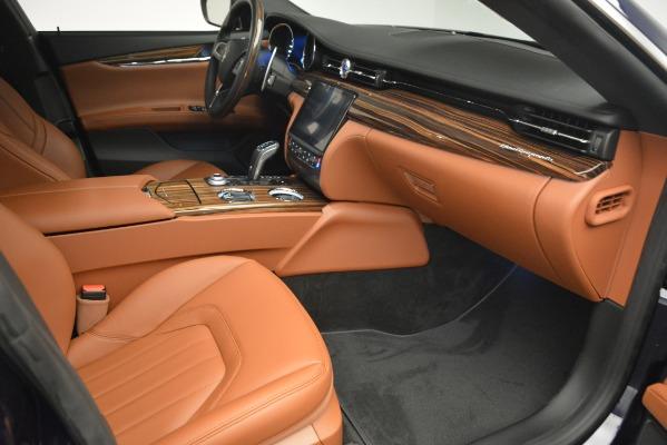 New 2019 Maserati Quattroporte S Q4 for sale Sold at Pagani of Greenwich in Greenwich CT 06830 23