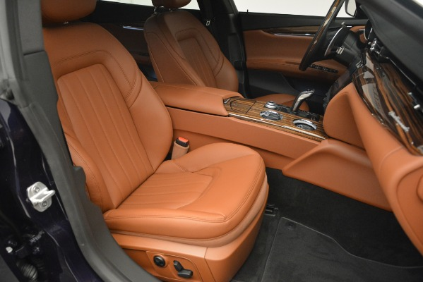 New 2019 Maserati Quattroporte S Q4 for sale Sold at Pagani of Greenwich in Greenwich CT 06830 25