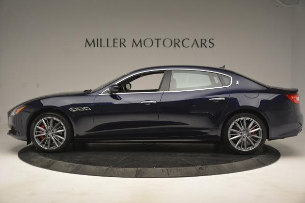 New 2019 Maserati Quattroporte S Q4 for sale Sold at Pagani of Greenwich in Greenwich CT 06830 3