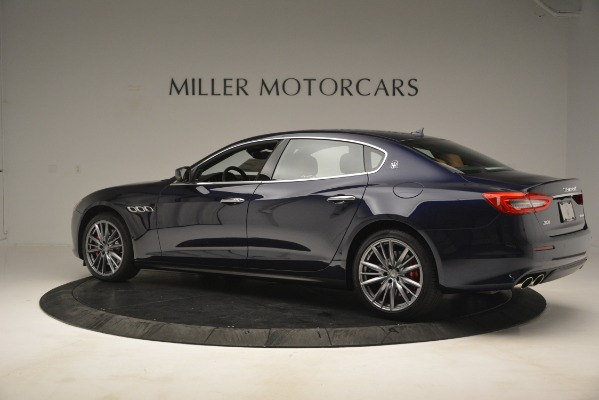New 2019 Maserati Quattroporte S Q4 for sale Sold at Pagani of Greenwich in Greenwich CT 06830 4