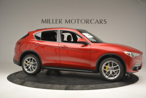 New 2019 Alfa Romeo Stelvio Ti Sport Q4 for sale Sold at Pagani of Greenwich in Greenwich CT 06830 10