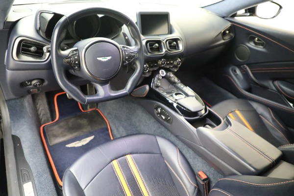 New 2019 Aston Martin Vantage for sale Sold at Pagani of Greenwich in Greenwich CT 06830 14