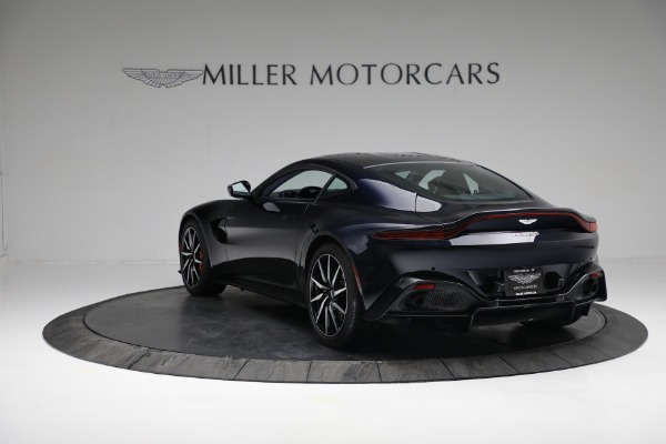 New 2019 Aston Martin Vantage for sale Sold at Pagani of Greenwich in Greenwich CT 06830 4