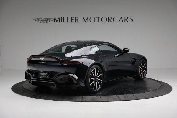 New 2019 Aston Martin Vantage for sale Sold at Pagani of Greenwich in Greenwich CT 06830 7