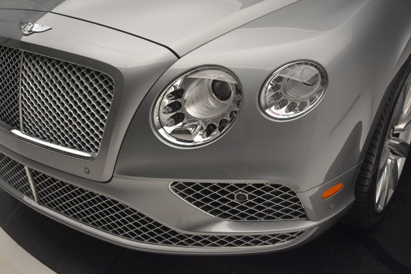 Used 2016 Bentley Continental GT W12 for sale Sold at Pagani of Greenwich in Greenwich CT 06830 14