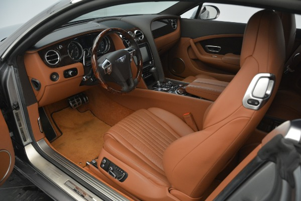 Used 2016 Bentley Continental GT W12 for sale Sold at Pagani of Greenwich in Greenwich CT 06830 17