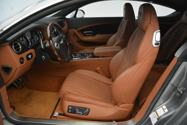 Used 2016 Bentley Continental GT W12 for sale Sold at Pagani of Greenwich in Greenwich CT 06830 18