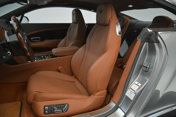 Used 2016 Bentley Continental GT W12 for sale Sold at Pagani of Greenwich in Greenwich CT 06830 19