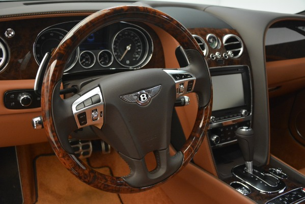 Used 2016 Bentley Continental GT W12 for sale Sold at Pagani of Greenwich in Greenwich CT 06830 21