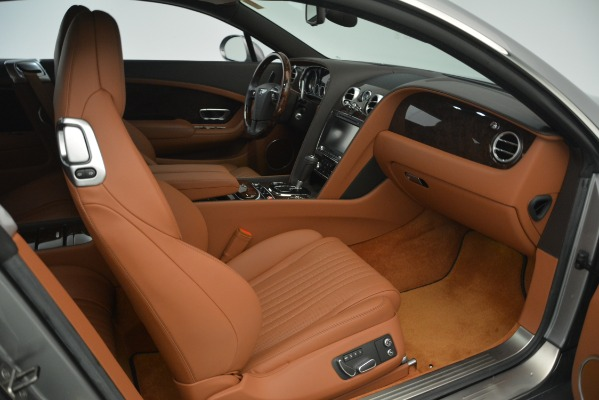 Used 2016 Bentley Continental GT W12 for sale Sold at Pagani of Greenwich in Greenwich CT 06830 28