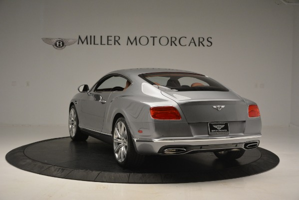 Used 2016 Bentley Continental GT W12 for sale Sold at Pagani of Greenwich in Greenwich CT 06830 5