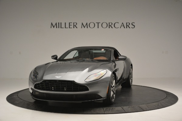 New 2019 Aston Martin DB11 V8 Convertible for sale Sold at Pagani of Greenwich in Greenwich CT 06830 13
