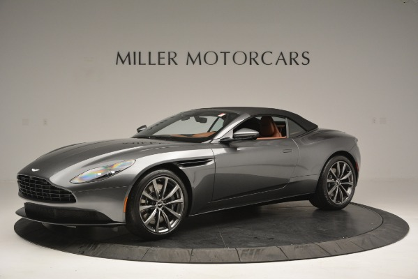 New 2019 Aston Martin DB11 V8 Convertible for sale Sold at Pagani of Greenwich in Greenwich CT 06830 14