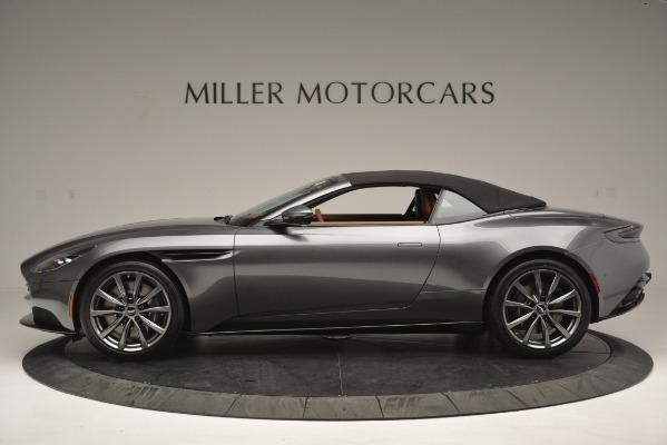 Used 2019 Aston Martin DB11 Volante for sale $214,990 at Pagani of Greenwich in Greenwich CT 06830 15