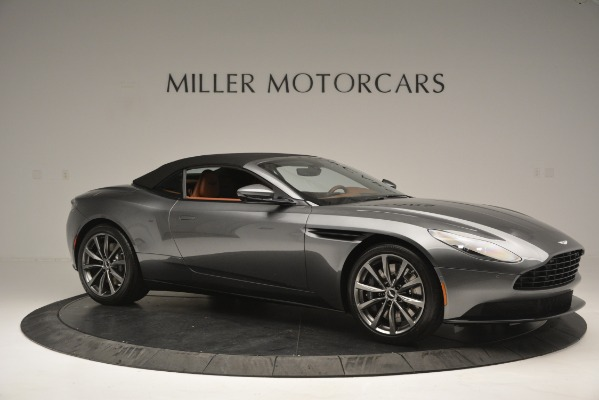 New 2019 Aston Martin DB11 V8 Convertible for sale Sold at Pagani of Greenwich in Greenwich CT 06830 17