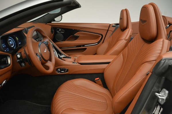 New 2019 Aston Martin DB11 V8 Convertible for sale Sold at Pagani of Greenwich in Greenwich CT 06830 19