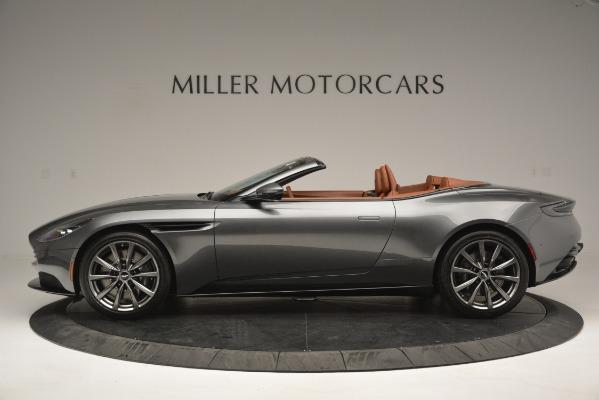 Used 2019 Aston Martin DB11 Volante for sale $214,990 at Pagani of Greenwich in Greenwich CT 06830 2