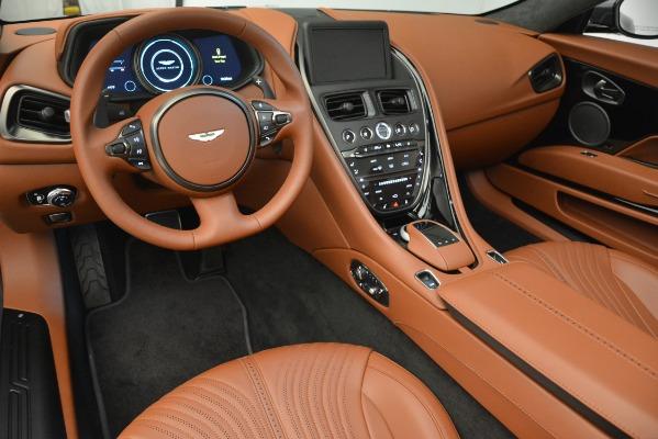 Used 2019 Aston Martin DB11 Volante for sale $214,990 at Pagani of Greenwich in Greenwich CT 06830 20