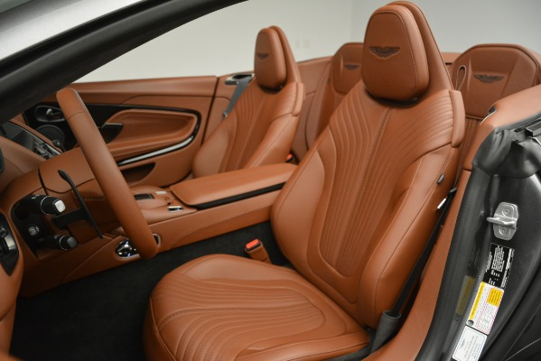 Used 2019 Aston Martin DB11 Volante for sale $214,990 at Pagani of Greenwich in Greenwich CT 06830 21
